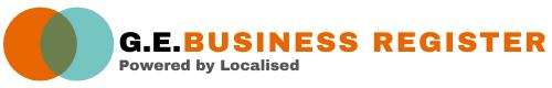 GE Business Register Logo white BG